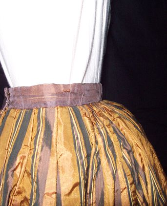 Separate Skirt Band Details